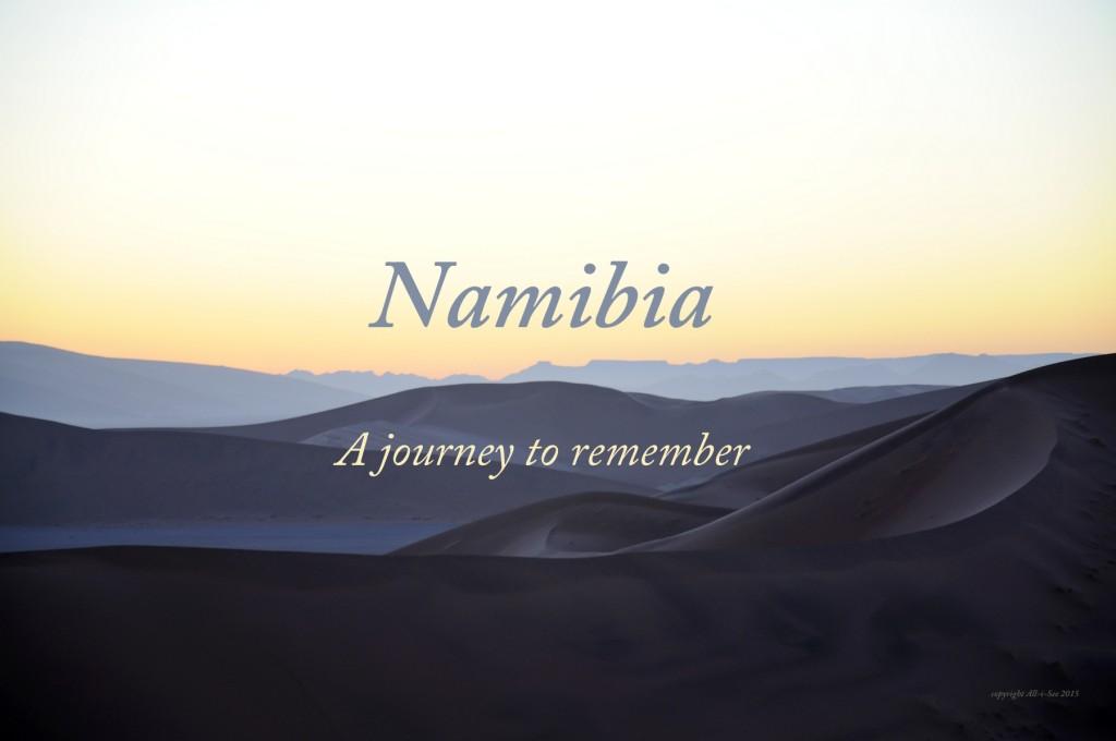 Namibië 2014